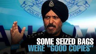 NEWS: Counterfeit bags seized in 1MDB raids