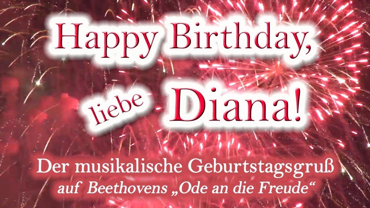 happy birthday  liebe diana  alles gute zum geburtstag