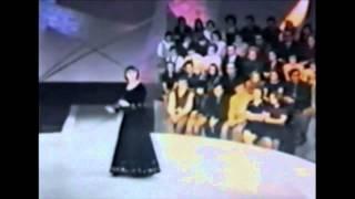 Mireille Mathieu Donne ton couer, donne ta vie