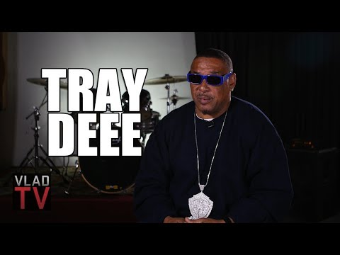 Tray Deee on Warren G Getting Chain Snatched at Death Row, Getting It Back (Part 6)