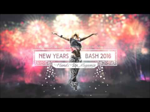 Techno 2016 HANDS UP New Years Bash Mix [190Min] ★
