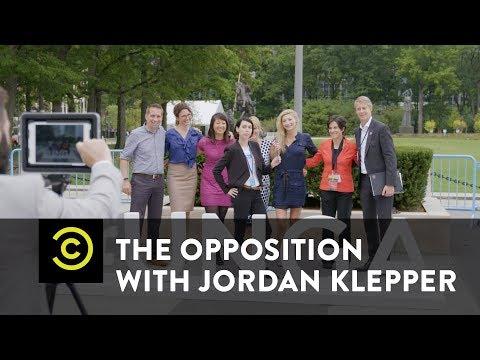 America's Mean Girl Diplomacy - The Opposition w/ Jordan Klepper