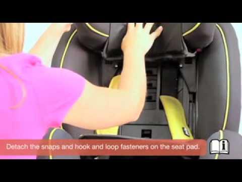 5cd7c44e INFANTI silla de auto Stages instalación - YouTube