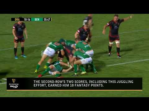 Guinness PRO14: Fantasy Rugby Update (Round 1)