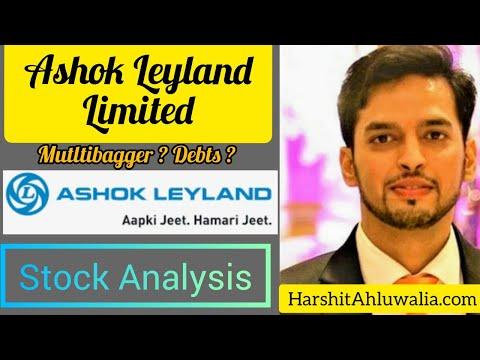 Ashok Leyland Share Analysis & Latest News