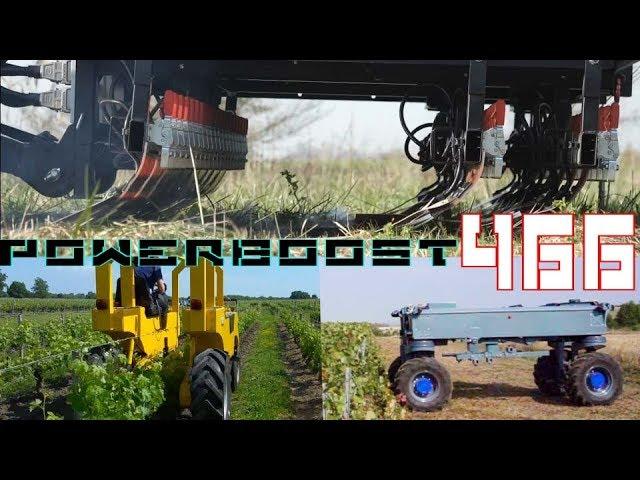 6 innovations qui montrent que l\'agriculture est en pleine mutation ! PowerBoost n°466 (30/11/2018)