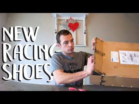 new-racing-shoes
