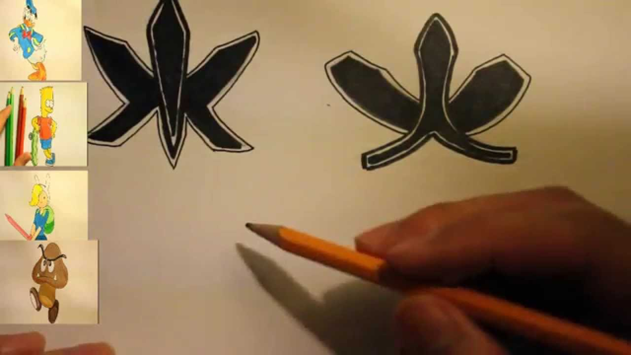How to draw the power rangers samurai symbolscool symbols youtube buycottarizona