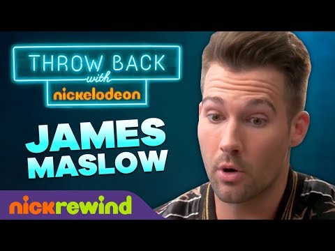 Big Time Rush Needed Police Escorts? 🚨 James Maslow Throws Back W/ Nick Rewind