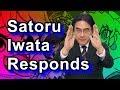 Satoru Iwata Responds to Bowsette