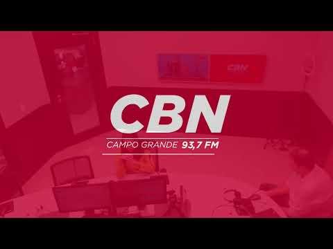 CBN Campo Grande (27/03/2020) - com Ginez Cesar e Ingrid Rocha