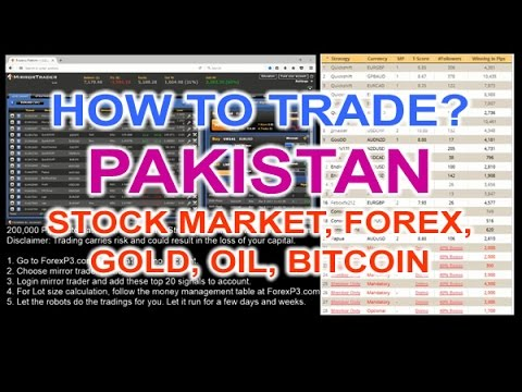 Forex trading time in pakistan