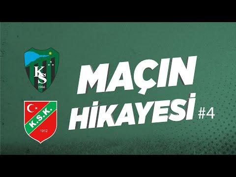 MAÇIN HİKAYESİ #4 Kocaelispor-Karşıyaka  (3.LİG SEYİRCİ REKORU KIRILDI!) | Nicomedia Sports