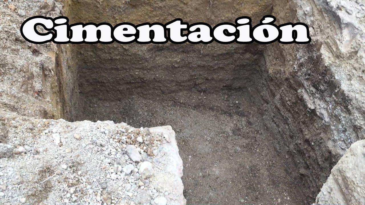 Como hacer los cimientos de una casa parte 2 youtube for Como se disena una casa