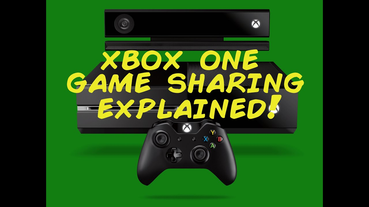 What Are Available For The Xbox One Games : Xbox one my home digital game sharing explained
