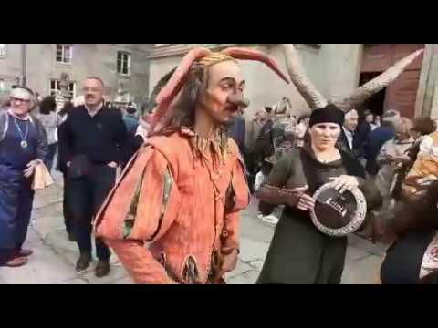 Lugo se traslada a la Edad Media con un mercado tradicional