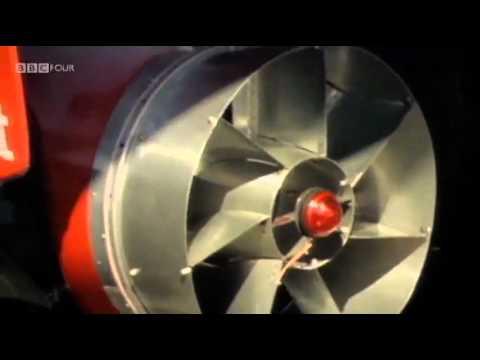 Brabham BT46B Fan Car in a BBC 4 Documentary About Gordon Murray