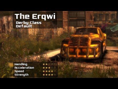 FlatOut 3: Chaos & Destruction - The Erqwi |