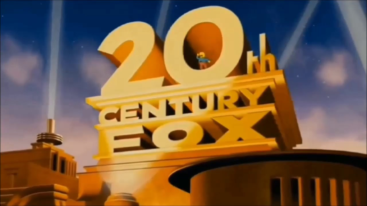 20th Century Fox 2007 Simpson With 1994 Pal Home Entertainment Style In Normal Fast Slow Reversed Youtube