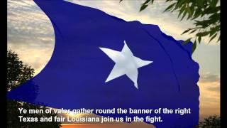 Repeat youtube video Bonnie Blue Flag