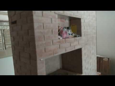#печь #груба # дровяная печь Печь отопительно-варочная 2.5 на 6 кирпичей