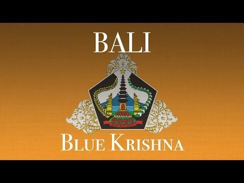 Bali Blue Krishna