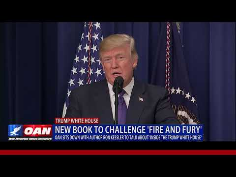 OAN Sits Down with Author Ron Kessler to Talk About 'Inside the Trump White House