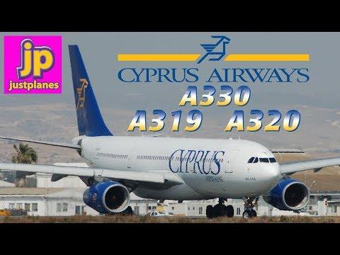 CYPRUS AIRWAYS A320 & A330