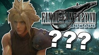 Did Square Enix Forget About the FFVII Remake?