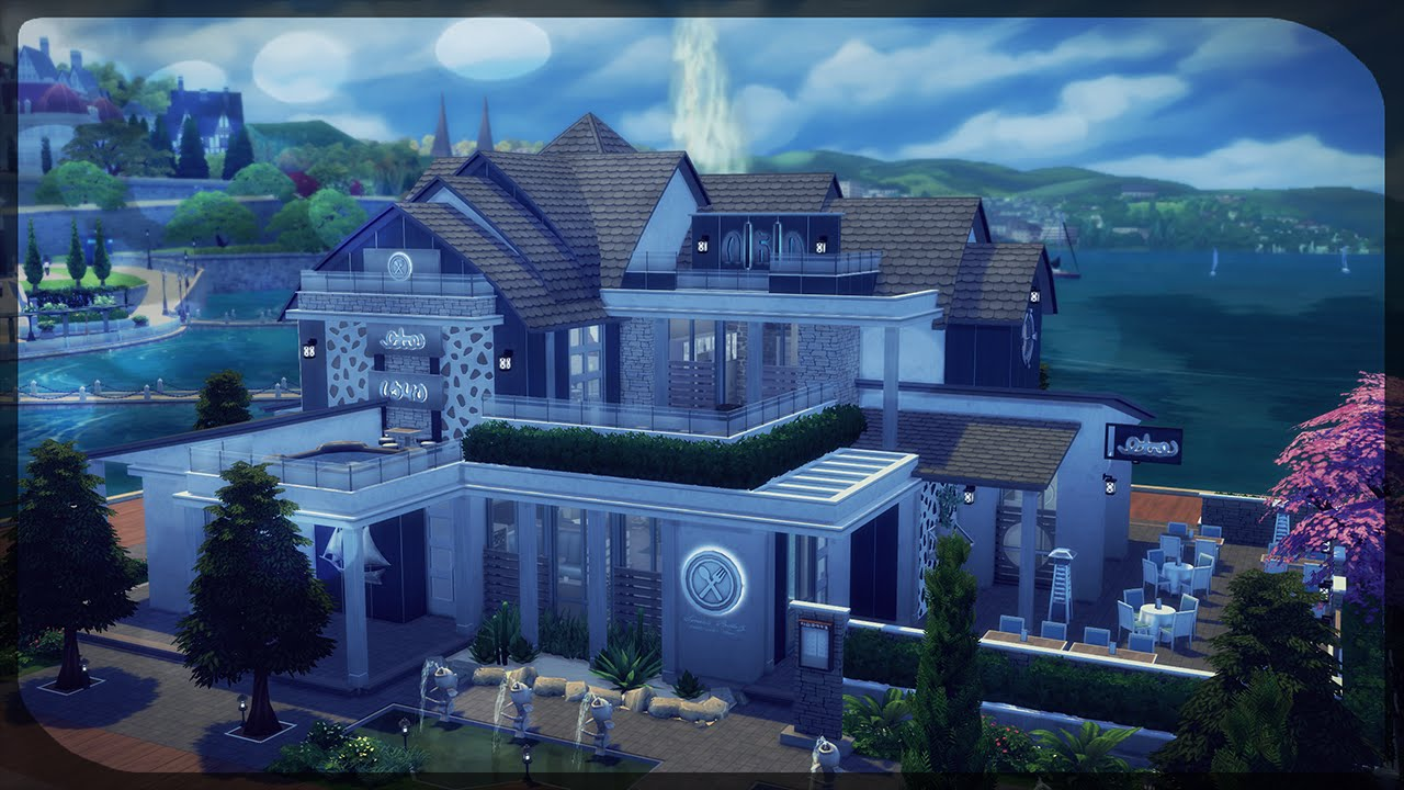 The Sims  Building Downloads