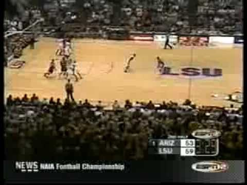 LSU vs Arizona basketball 2002
