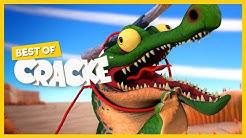 CRACKE - Hungry Crocodile | Best Compilations | Cartoon for kids | by Squeeze