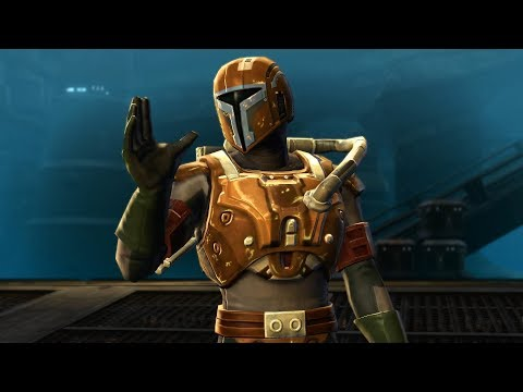 Best Bounty Hunter Lines and Funny Moments | Star Wars: The Old Republic