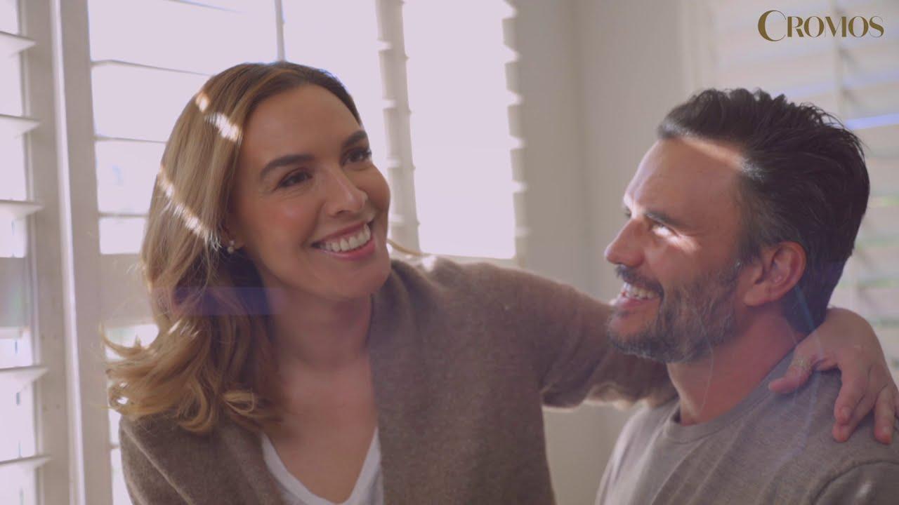 Juan Pablo Raba y Mónica Fonseca, una familia que atrae la buena fortuna   Cromos