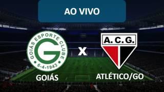 Goiás x Atlético/GO - AO VIVO
