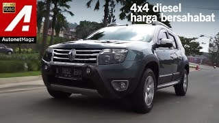 Renault Duster 4x4 Diesel Review & Test Drive by AutonetMagz