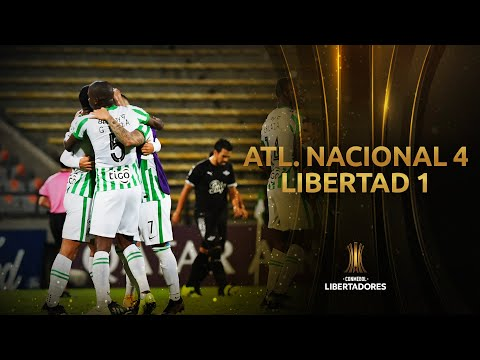 Atl. Nacional Libertad Goals And Highlights