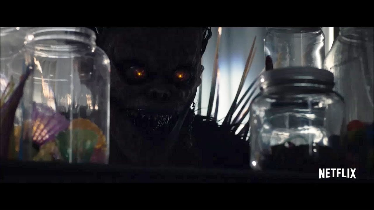 Death Note 2017 Clip Light Meets Ryuk Hd Us Live Action Remake
