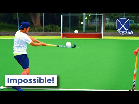 Wokkel Crossbar Challenge! | Hockey Heroes TV