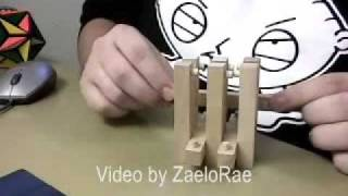 Wood Puzzle #3 Tutorial