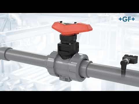 Ball Valve 546 Pro – GF Piping Systems – English