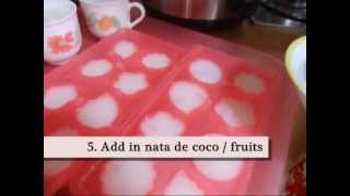 How To Make Almond Jelly