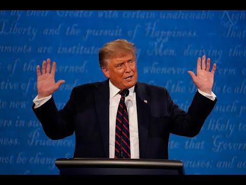 Trump Argues with Biden About Masks | Kyle Kulinski Show
