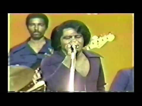 James Brown Get On The Good Foot, Soul Power,Make It Funky Soul Train 1973