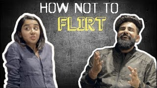 THIS IS HOW NOT TO FLIRT | RishhSome & Mostly Sane thumbnail