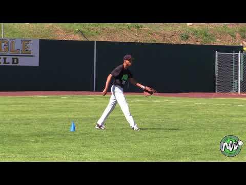 Ayric Robinson - PEC - OF - Centennial HS (ID) - June 13, 2018