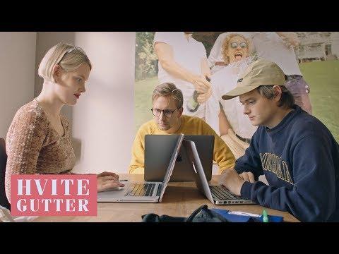 Hvite Gutter | Mathias får angst når han må avsløre lol WIFI-navn | TVNorge