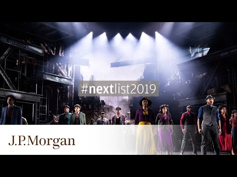What's Next in Books and Experiences? | #NextList2019 | J.P. Morgan