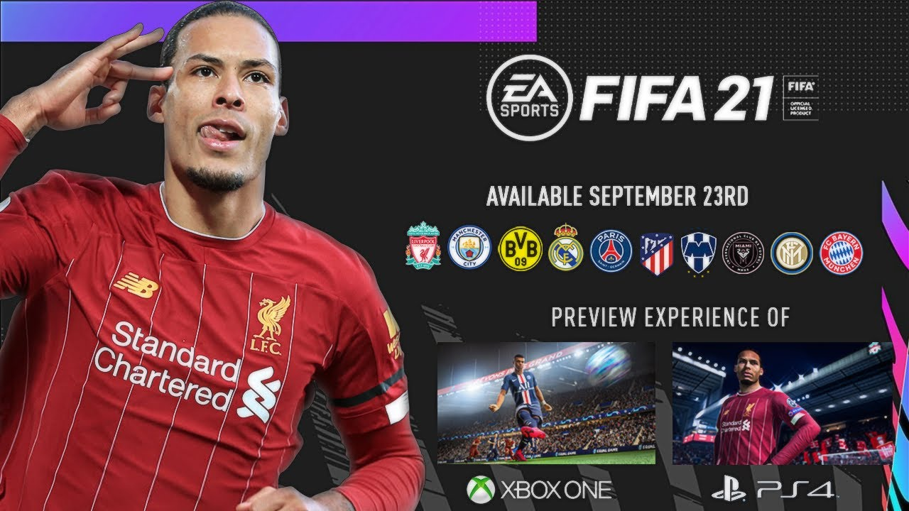 Fifa 21 Official Demo Web App Release Dates Confirmed Fifa 21 Ultimate Team Youtube