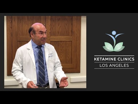 Dr. Mandel at National Alliance on Mental Illness (NAMI) Speaker Series Talk | Ketamine  Los Angeles